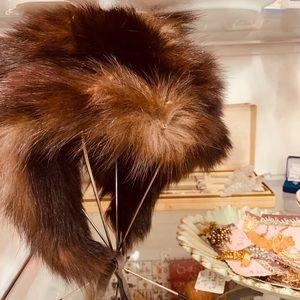 Other - Vintage Mink Hat